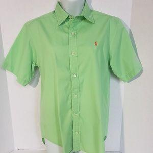 Boy's Ralph Lauren Polo button down shirt